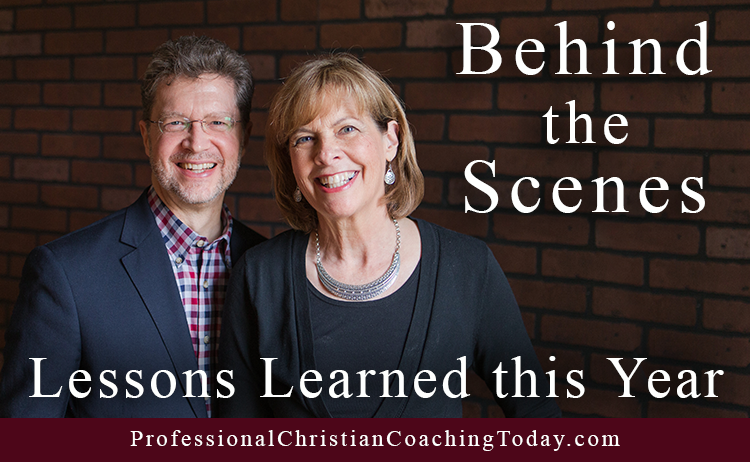 Behind the Scenes – Podcast #165
