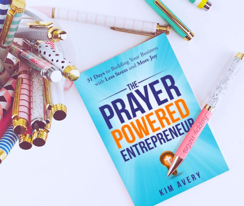 Prayer-Powered: Steps on the Journey