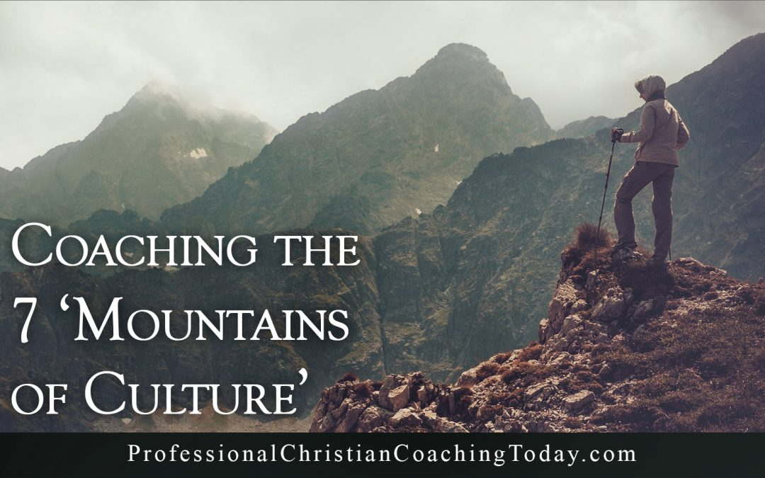 Coaching the 7 'Mountains of Culture' – Podcast #189