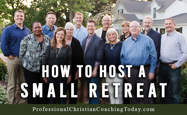 How to Host a Small Coaching Retreat – Episode #158