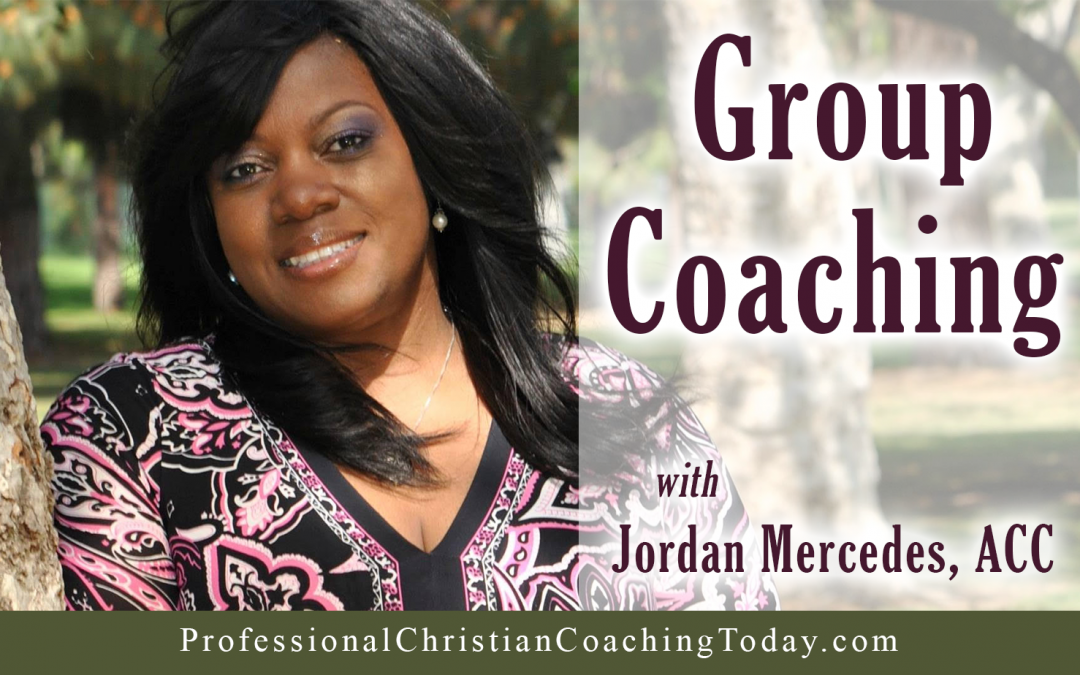 Group Coaching with Jordan Mercedes, ACC – Podcast #197