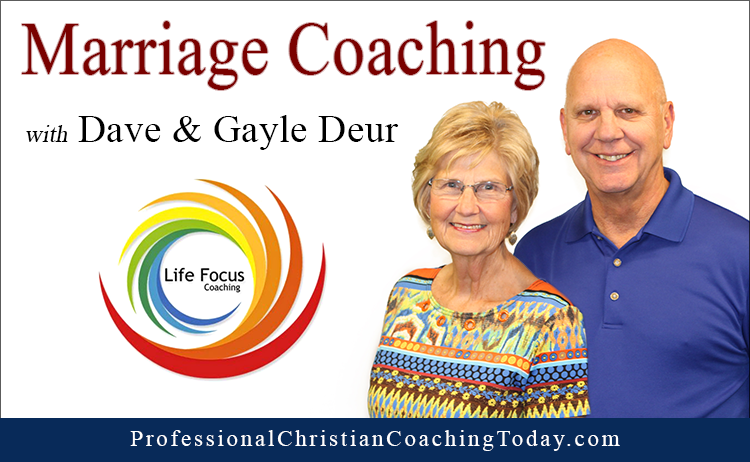 Marriage Coaching with Dave & Gayle Deur – Podcast #149