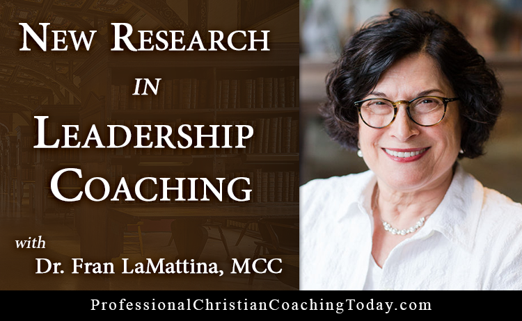 New Research in Leadership Coaching