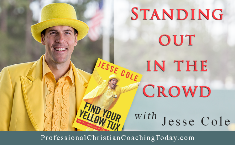 Standing Out in the Crowd with Jesse Cole  – Podcast #136