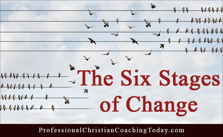 The Six Stages of Change – Podcast #145