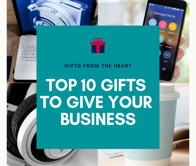 Top 10 Gifts for Your Business this Christmas