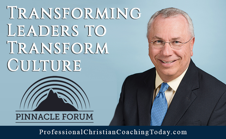 Transforming Leaders to Transform Culture – Podcast #157
