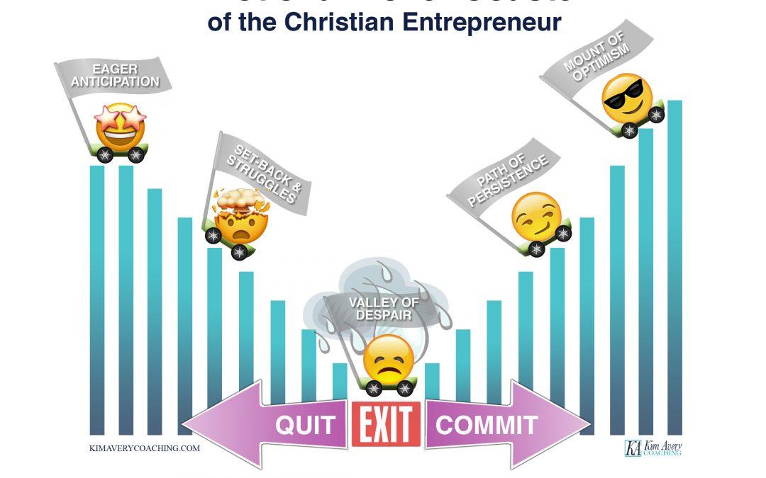 Emotional Roller Coaster of the Christian Entrepreneur